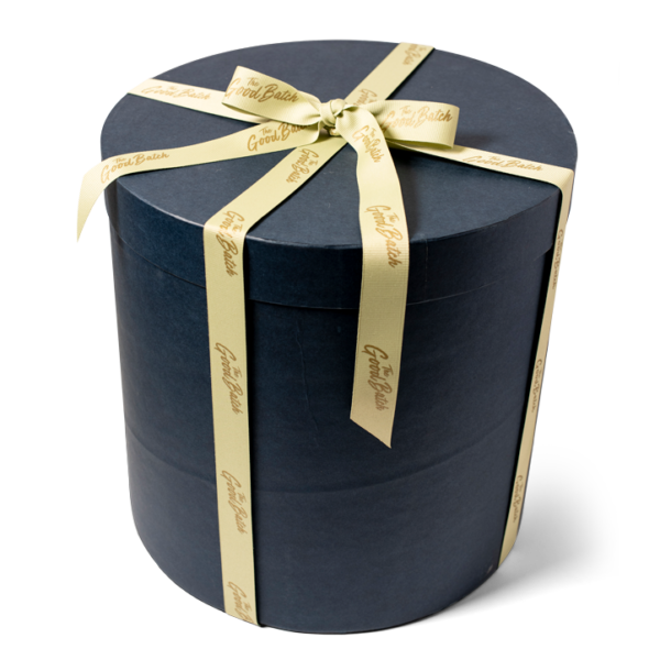 Giant Luxury Hatbox 1